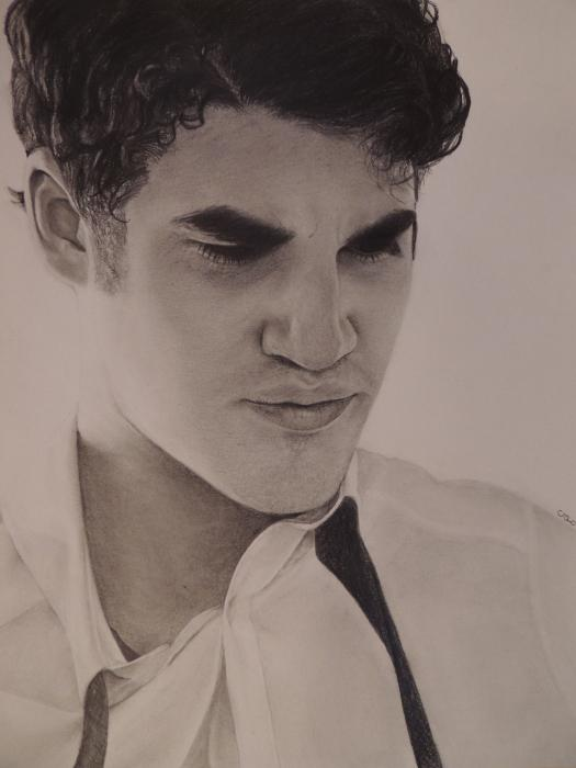 Darren Criss by Layna